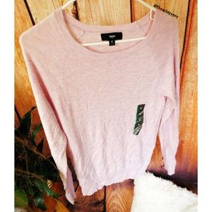 NWT Soft lavender pullover sweater ☕️
